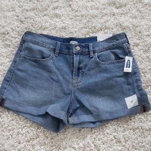 Old Navy Denim Shorts NWT